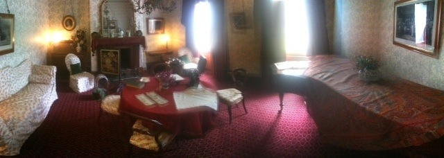 Commandant's drawing room